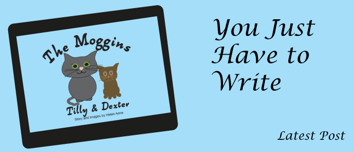 You Just Have to Write