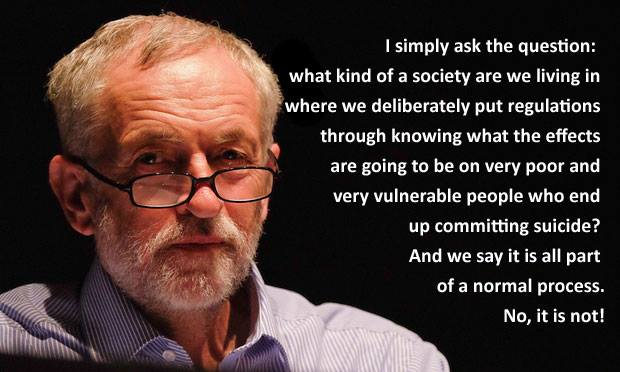 The Corbyn Effect – Or how I finally started caring about politics.