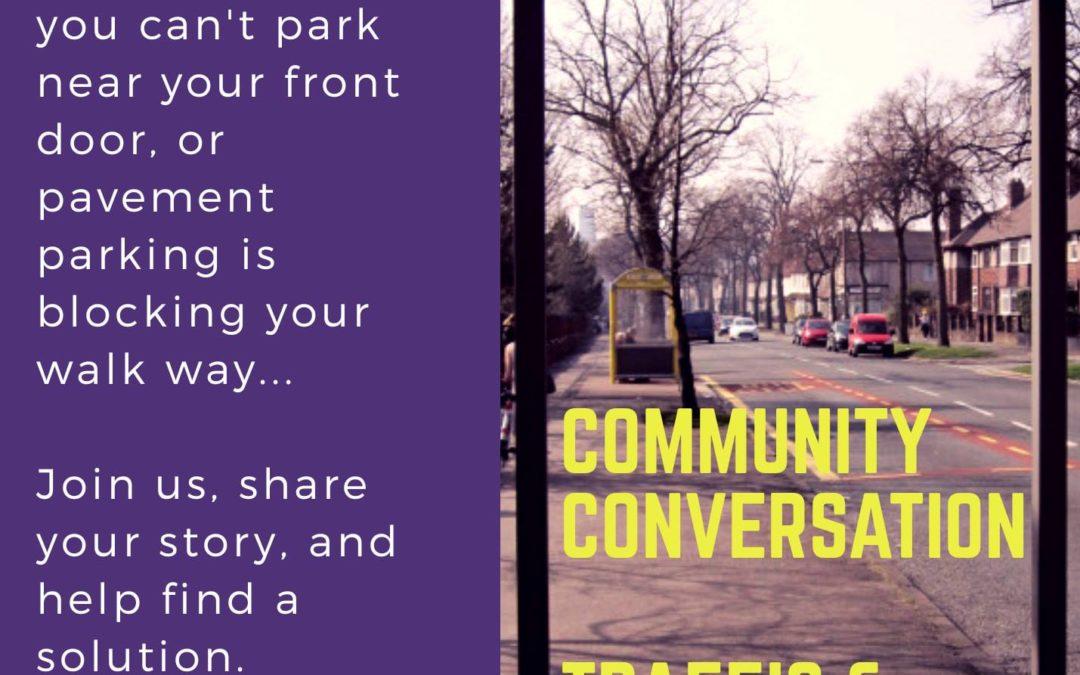 Mossley Hill Matters: Parking & Traffic
